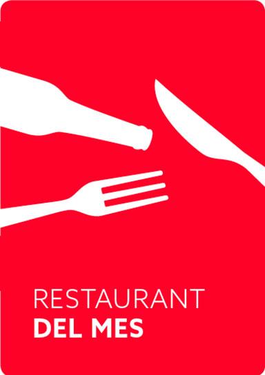 Restaurants del mes
