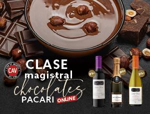 Cata magistral de chocolates Pacari