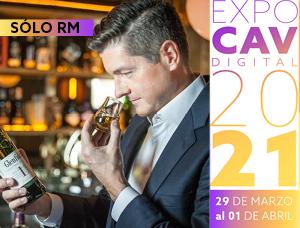 Cata de Whisky Glenfiddich en Expo CAV
