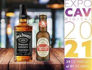 Clase de Coctelería con Jack Daniel's  y Fentimans en Expo CAV