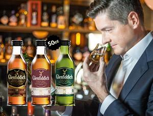 Cata Magistral de Whisky Glenfiddich