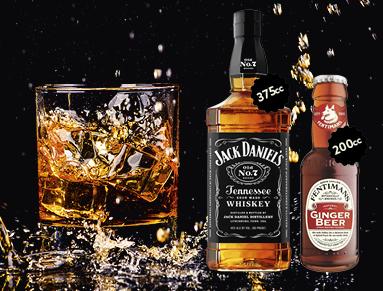 Clase de Coctelería con Jack Daniels Junto a Macarena Tugas