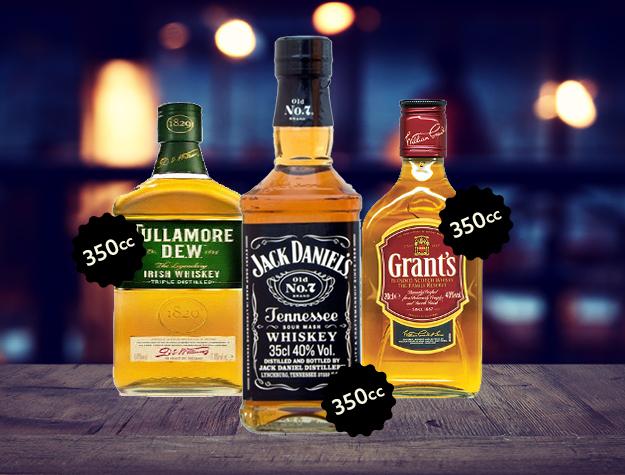 Cata especial Whiskys del Mundo