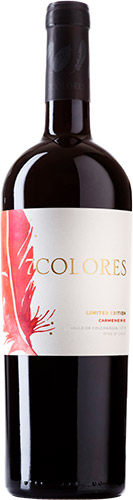 7 colores limited edition carmenere 2015