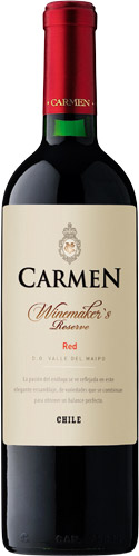 Carmen winemakers reserve red cabernet sauvignon blend 2014