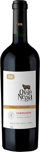 Oveja Negra Single Vineyard Carmenere 2017