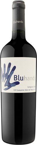 Blue wines bluhands carignan 2014