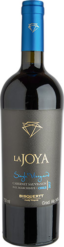 Bisquertt La Joya Single Vineyard Cabernet Sauvignon 2017