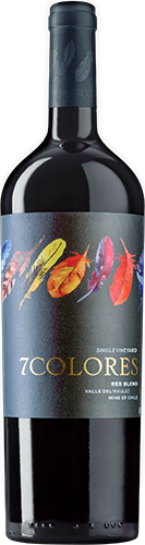 7 Colores Red Blend Single Vineyard 2017