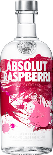Vodka Absolut Raspberri 750 cc